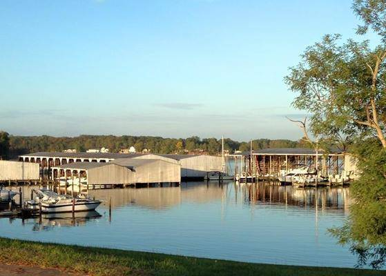 Stepp's Harbor View Marina