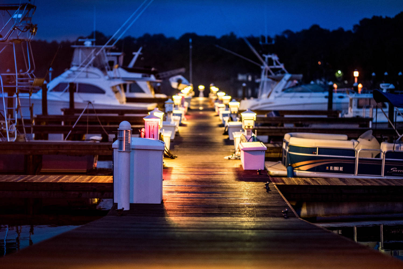 Emerald Coast Marine Center Slip Dock Mooring
