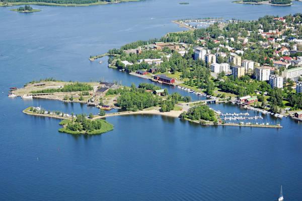Palosaari Harbour