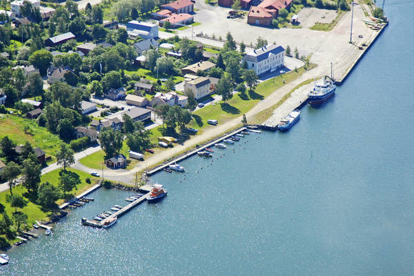 Kaskinen City Harbour