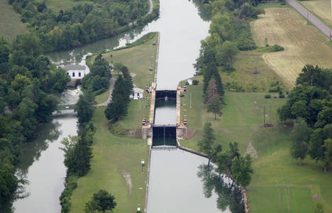Erie Canal Lock 29