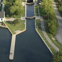 Trent River Lock 17