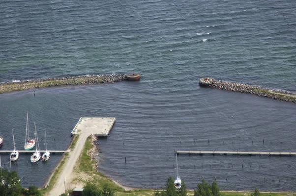 Vejro Havn Inlet