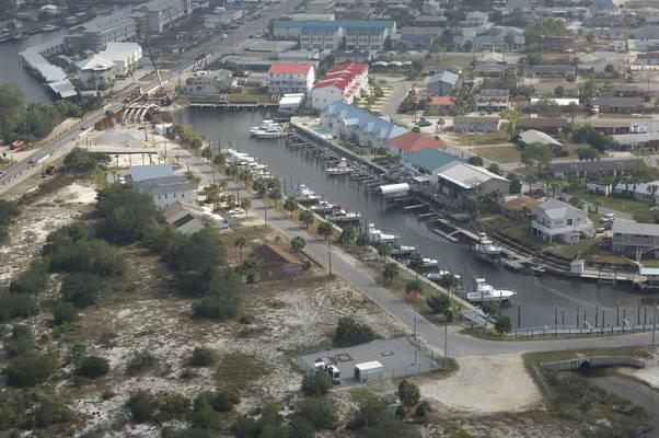 Mexico Beach Marina
