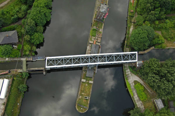 Bridgewater Canal Swing Aqueduct