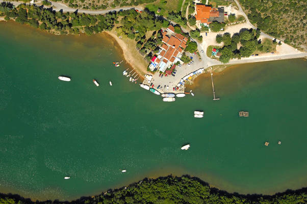 Limski Canal Marina