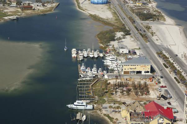 Pensacola Beach Marina