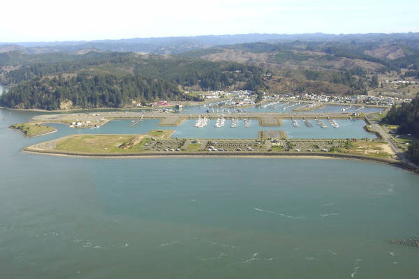 Salmon Harbor Marina
