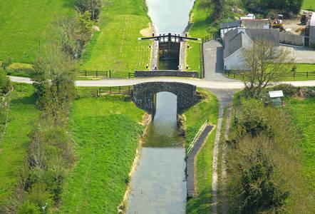 Royal Canal lock 34