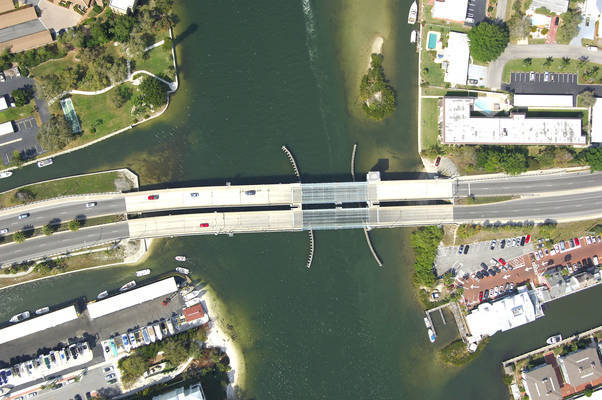 Stickney Point Bascule Bridge