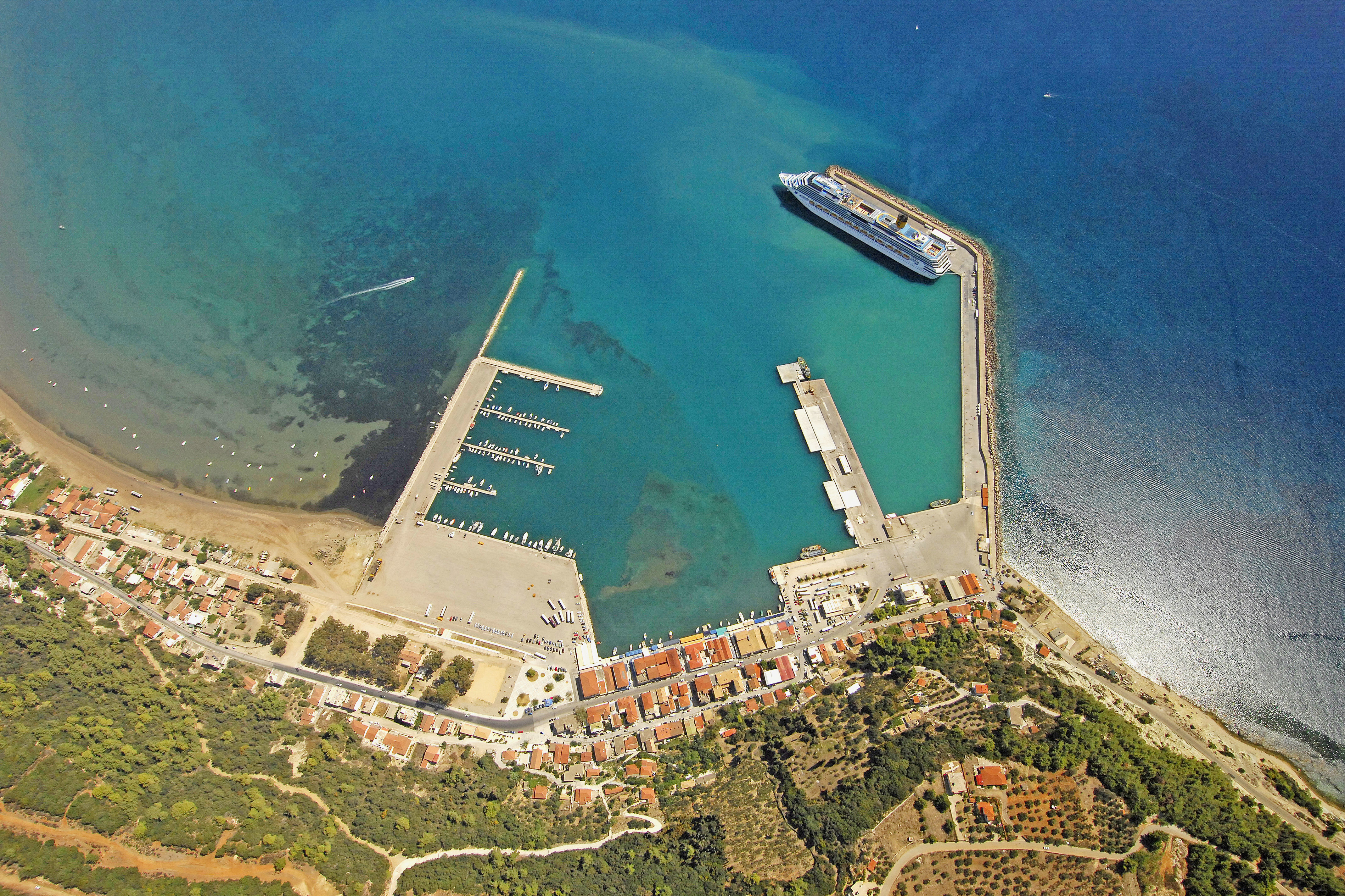 Katakolon cruise port of call – Cruise port guide   ShoreBee