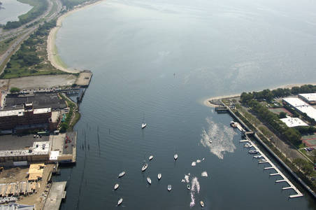 Sheepshead Bay Inlet