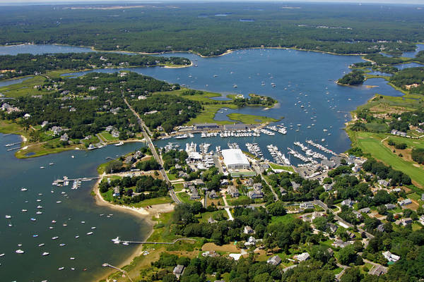 Osterville Harbor