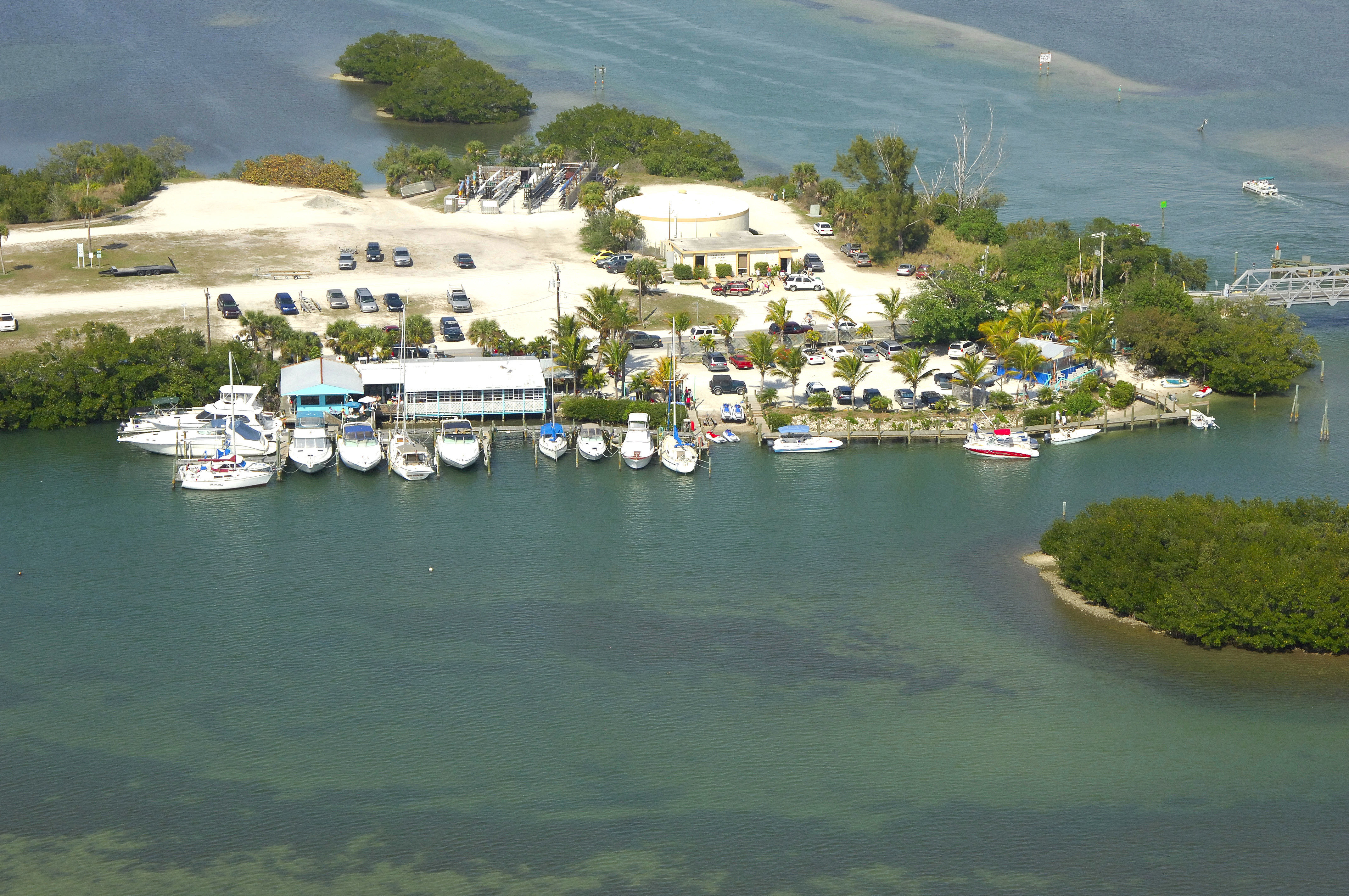 Blackburn Point Marina in Osprey, FL, United States - Marina Reviews