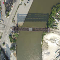 Columbus RailRoad Lift Bridge 2