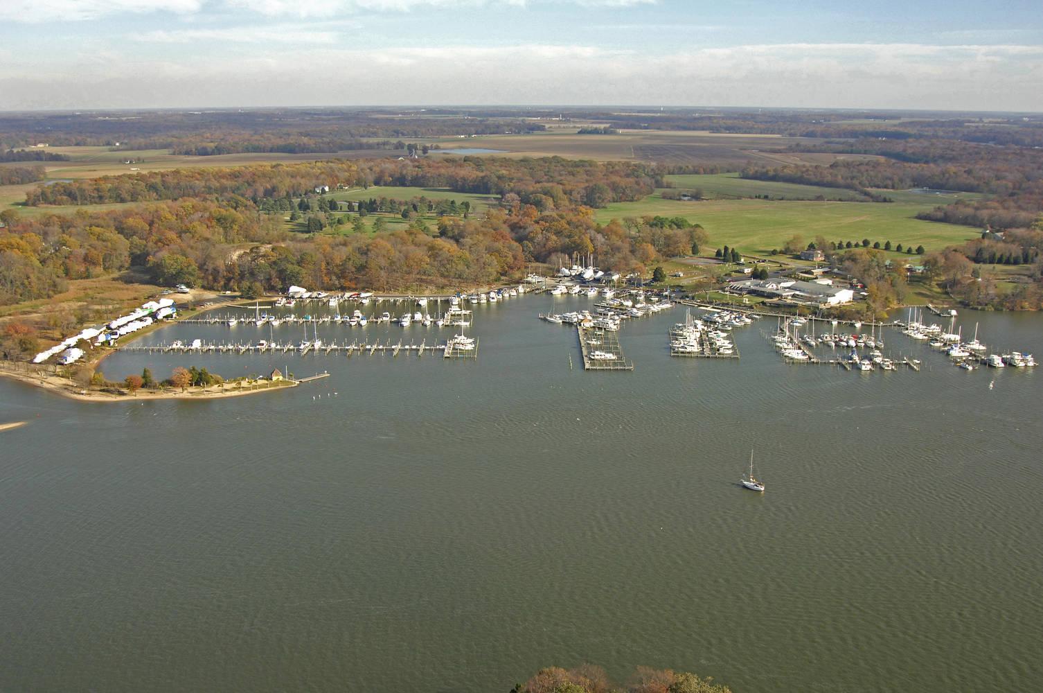 Mears Great Oak Landing Slip Dock Mooring Reservations