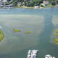 West Dennis Harbor Inlet