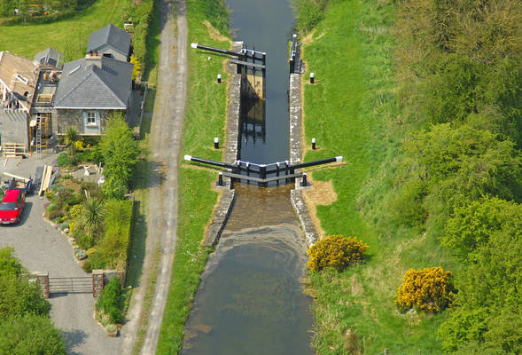 Royal Canal Lock 30