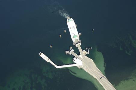 Fauntleroy-Vashon Island Ferry, North Vashon