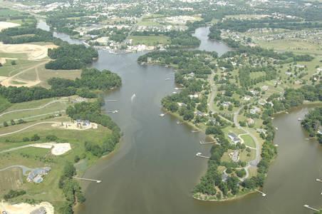Tred Avon River Inlet
