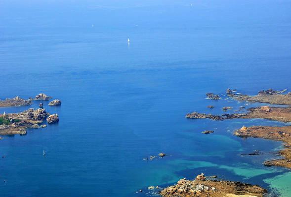Port Blanc Inlet