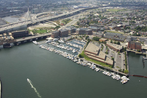 Constitution Marina, Boston Harbor