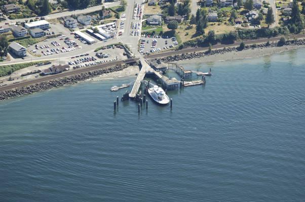 Steilacoom-Anderson & Ketron Island Ferry, Steilacoom