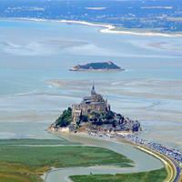 Le Mont Saint Michel Castle