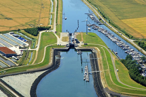 South Beveland Canal Lock