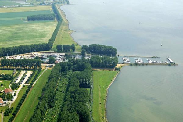 Veerhaven Numansdorp Marina