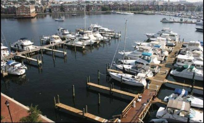 The Crescent Marina