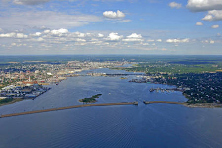 New Bedford Harbor