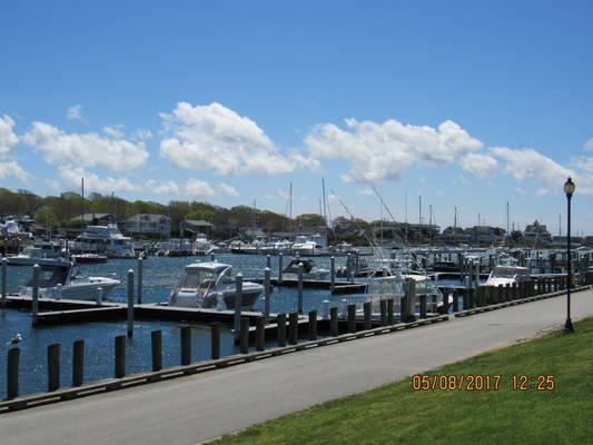 Falmouth Town Marina
