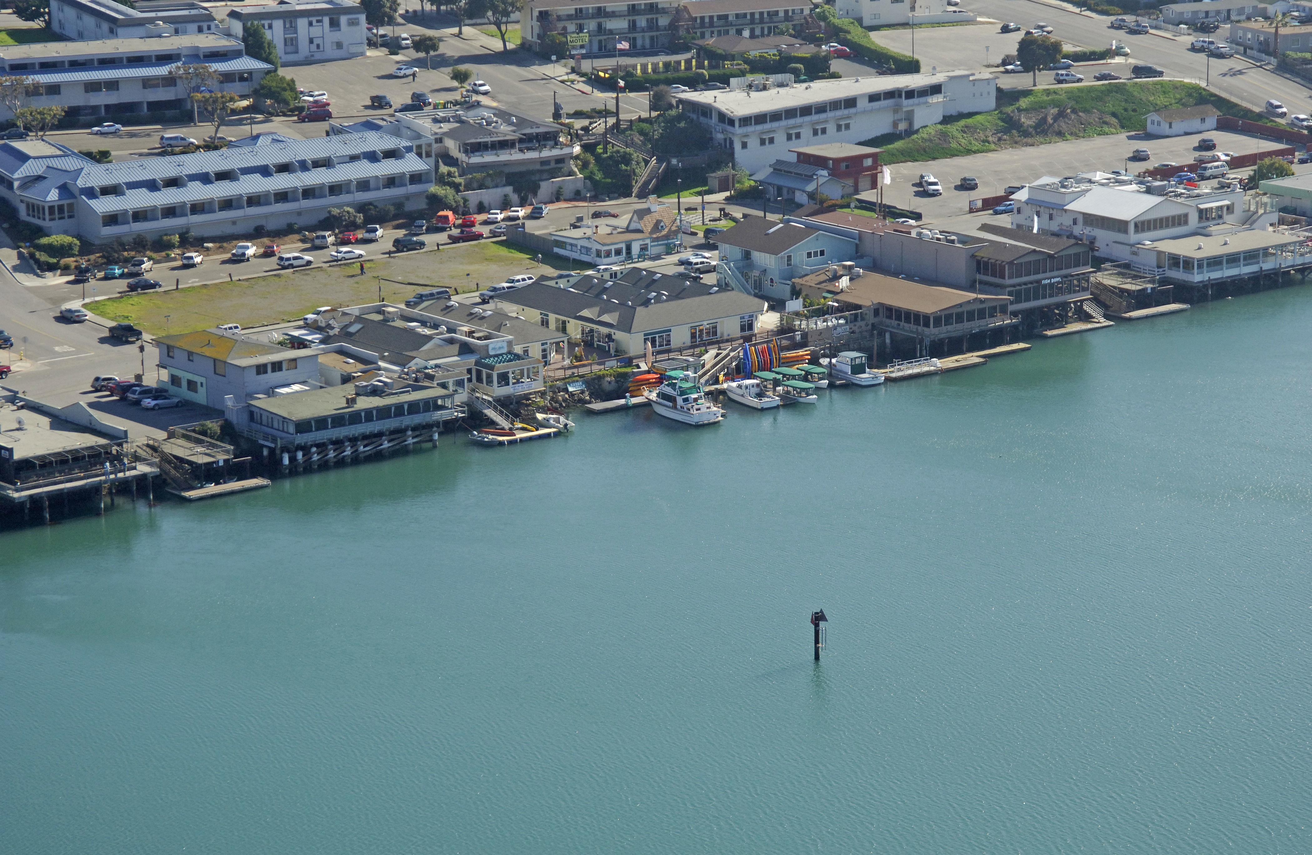 Morro Bay Boatyard In Morro Bay Ca United States