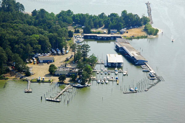 Tall Timbers Marina