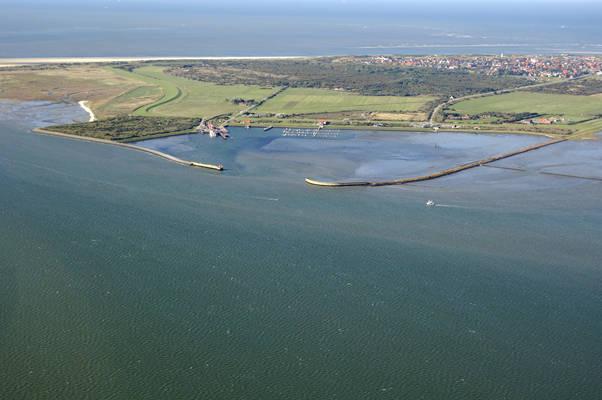 Langeoog Harbour