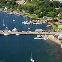 Baddeck Government Wharf