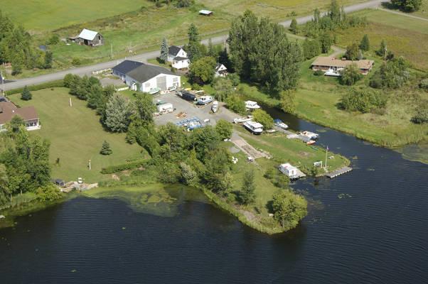 Beckett's Landing Boat Yard
