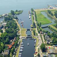 Hellevoetsluis Haringvliet Lock