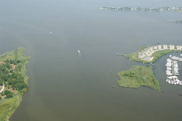 Kent Island Narrows Inlet North