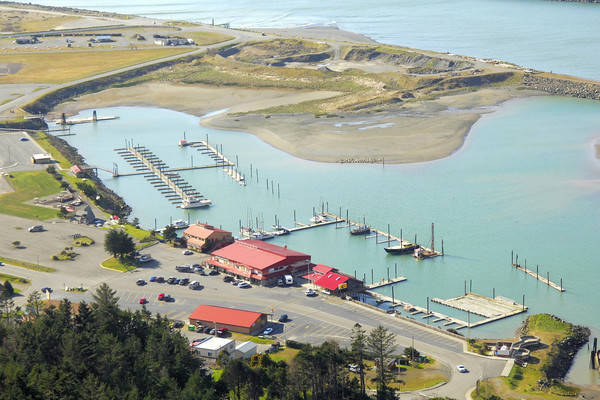 Gold Beach Small Craft Harbour