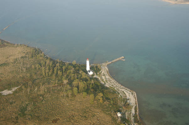 Chantry Island Light