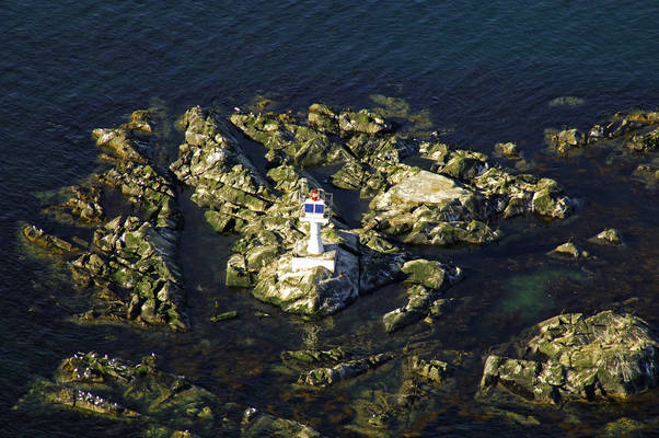 Gamhna Gigha Lighthouse