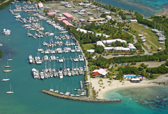 Nanny Cay Resort and Marina