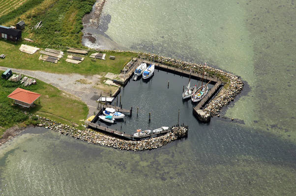 Hjortø Havn