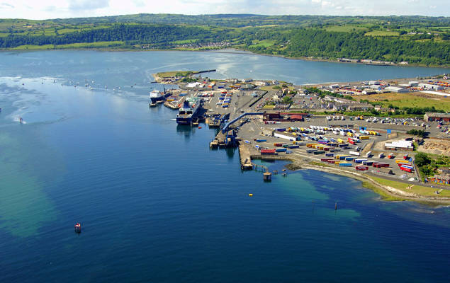 Port of Larne Ferry