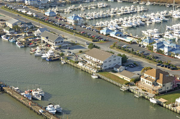Harbour Island Marina Ocean City Maryland