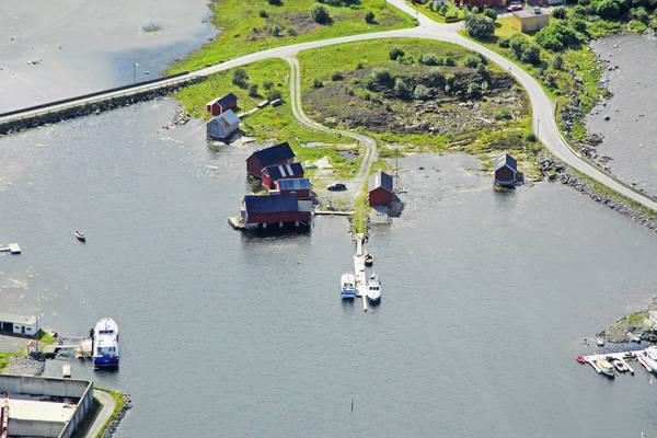 Steinshamn Yacht Hartbour