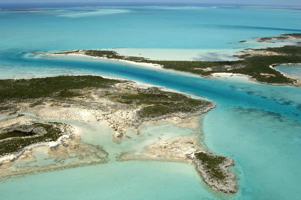 Gold Ring Cay Anchorage