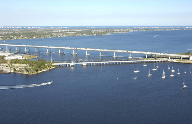 Stuart Florida East Coast Railroad Bridge